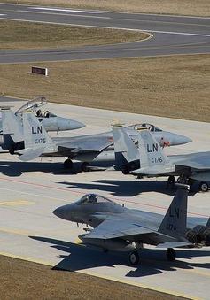 NATO tập trận không quân tại Slovakia