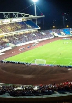Xem bóng đá cùng VTV với hình ảnh đẹp như mơ từ công nghệ flying-cam