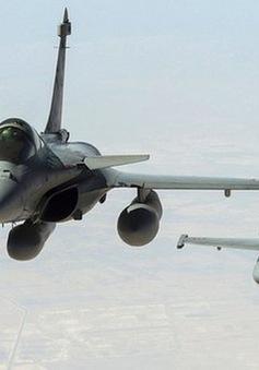 Pháp tiến hành đợt không kích IS đầu tiên ở Iraq