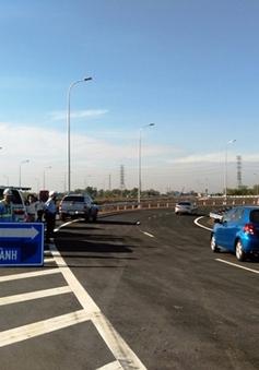 Đưa vào hoạt động 2 đường dẫn cao tốc TP.HCM - Long Thành