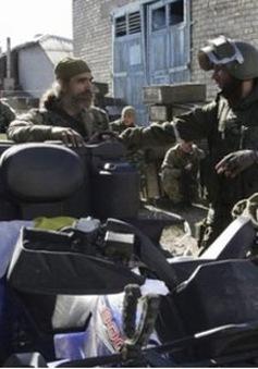 Giao tranh giành quyền kiểm soát sân bay Donetsk