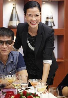 Loạt sao Việt thưởng thức bữa ăn do Top 4 Vua đầu bếp thực hiện