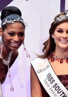 Tân Hoa hậu Thế giới từ bỏ danh hiệu Hoa hậu Nam Phi