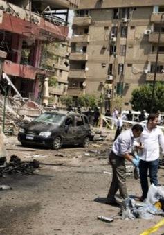Ai Cập: Nổ bom làm 2 người chết và 14 người bị thương