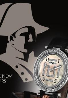 """Bán đồng hồ """"cấy"""" mẫu ADN của Hoàng đế Napoleon Bonaparte"""