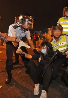 Chính quyền Hong Kong cảnh báo sẽ kiên quyết với người biểu tình
