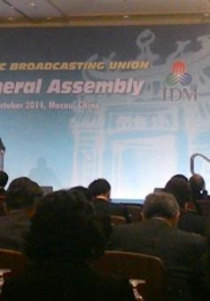 Đài THVN là thành viên Hội đồng điều hành ABU nhiệm kỳ 2015-2017