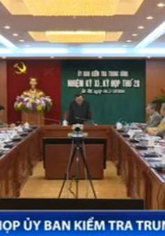 Ủy ban kiểm tra Trung ương họp kỳ thứ 28