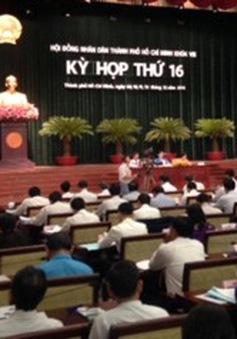 HĐND TP.HCM sẽ lấy phiếu tín nhiệm 18 chức danh