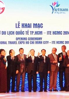 """Hội chợ Du lịch quốc tế TP.HCM 2014: """"Năm quốc gia - Một điểm đến"""""""