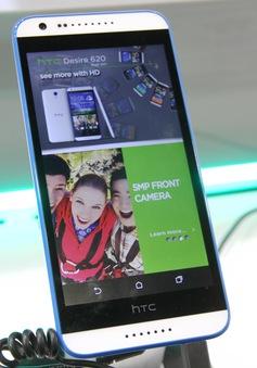 HTC Desire 620 - Bộ đôi 2 SIM giá rẻ