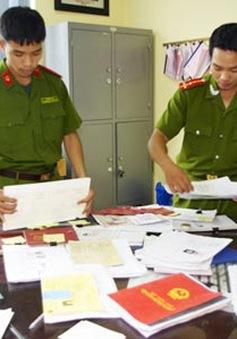 Làm giả giấy chứng nhận sản phẩm lừa khách hàng