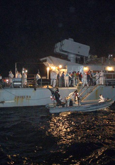 Gần 20 người nhập cư bất hợp pháp tới Italy thiệt mạng