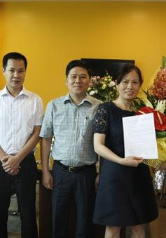 Thành lập Đảng bộ Trung tâm Quảng cáo và Dịch vụ truyền hình