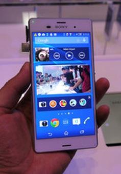 Sony Xperia Z3: Mỏng hơn, nhanh hơn