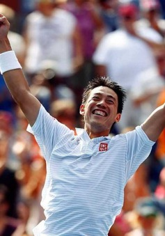 Kei Nishikori kiếm bộn tiền sau US Open 2014