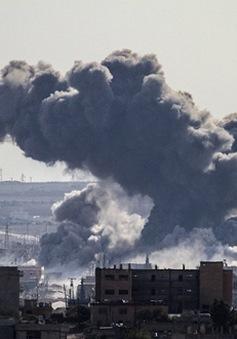 Lực lượng người Kurd tái chiếm Kobani