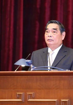 Đồng chí Lê Hồng Anh tiếp xúc cử tri trường Đại học Cần Thơ