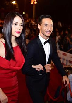 Ngắm dàn sao Việt lộng lẫy trên thảm đỏ LHP Quốc tế HN 2014