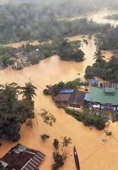 Lũ lụt tại Malaysia làm 10 người thiệt mạng