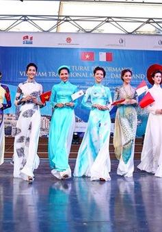 Ấn tượng Ngày Văn hoá Việt Nam tại Malta