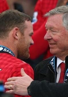 Gương vỡ lại lành, Rooney hết lời ca ngợi Sir Alex