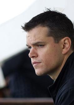 Matt Damon sẽ tiếp tục thủ vai Jason Bourne