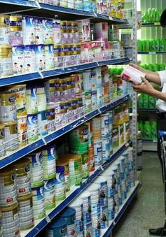 Giá sữa ở Việt Nam cao so với thu nhập trung bình