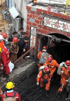 Tai nạn hầm mỏ tại Trung Quốc, 10 người thiệt mạng