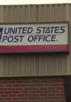 Mỹ: 750.000 nhân viên bưu chính bị đánh cắp thông tin