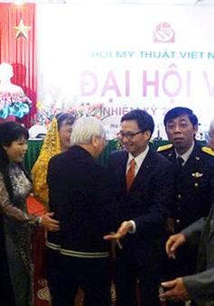 Họa sĩ Trần Khánh Chương tái đắc cử Chủ tịch hội