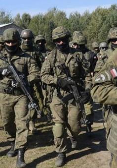 Ba Lan tập trận lớn cùng các đồng minh NATO