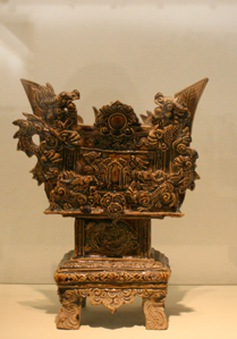 Lần đầu tiên khai mạc triển lãm linh vật thuần Việt