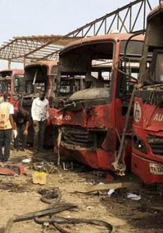 Nổ bến xe buýt tại Nigeria, 40 người thiệt mạng