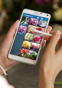 Note 4 - Điện thoại có màn hình rộng tốt nhất?