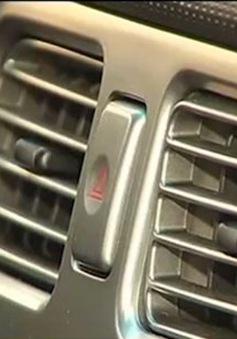 Thiết bị lọc không khí, diệt vi khuẩn trên ô tô