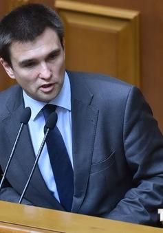 Ukraine đề nghị khu vực Donbass tổ chức bầu cử vào ngày 9/11