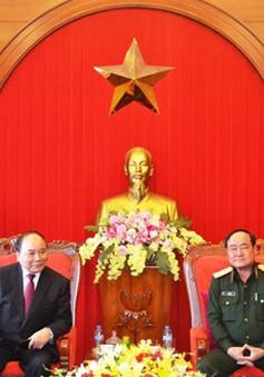 Phó Thủ tướng Nguyễn Xuân Phúc thăm quân khu 7