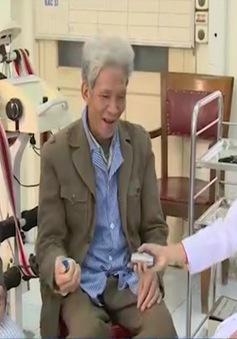 Điều trị phổi tắc nghẽn mạn tính không dùng thuốc
