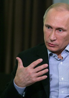Tổng thống Putin: Nga không là mối đe dọa với bất cứ ai