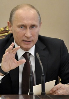 Tổng thống Nga hoạch định nhiệm vụ ưu tiên cho chính phủ