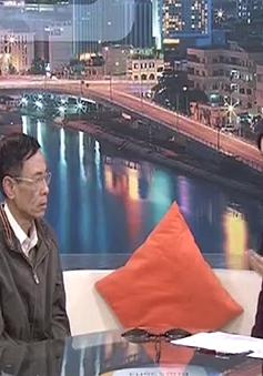 """Cùng nhà thơ Hoàng Nhuận Cầm nhớ về """"một thời hoa lửa"""""""