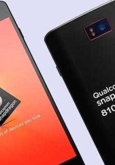Qualcomm trình làng smartphone sở hữu chip Snapdragon 810