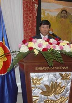 Đại sứ quán Việt Nam tại Mỹ kỷ niệm Quốc khánh 2/9