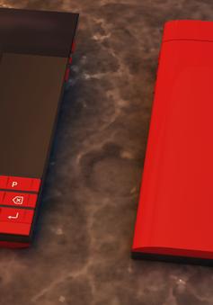 Đón Giáng sinh cùng BlackBerry Passport phiên bản màu trắng, đỏ