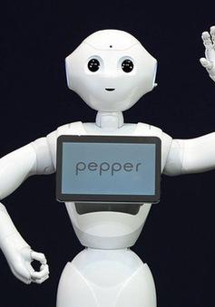 Robot bán hàng gây ấn tượng tại Nhật Bản