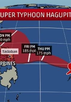 Philippines: Siêu bão mới chuẩn bị đổ bộ vào Tacloban