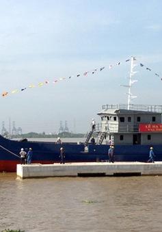 Hạ thủy tàu trinh sát đầu tiên cho Cảnh sát Biển Việt Nam