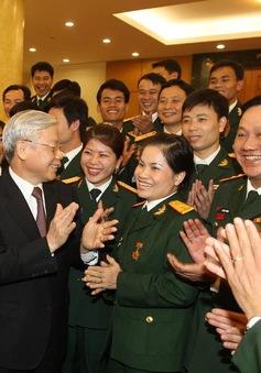 Đảng lãnh đạo quân đội tuyệt đối và trực tiếp