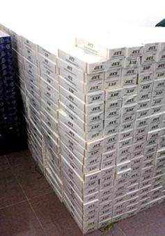 TP.HCM: Thu giữ hơn 16.000 cây thuốc lá lậu